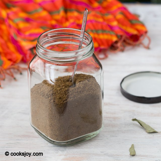 Curry Leaf Podi | Cooks Joy