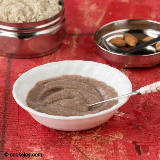 Ragi Kanji | Cooks Joy