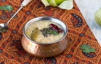 Tomatillo Dal | Cooks Joy
