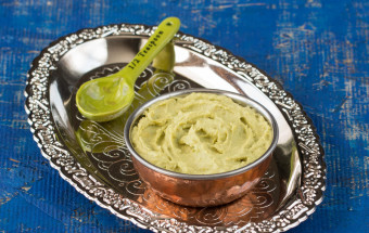 Avocado Hummus | Cooks Joy