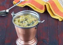 Bottle Gourd Lentil Gravy (Kootu)