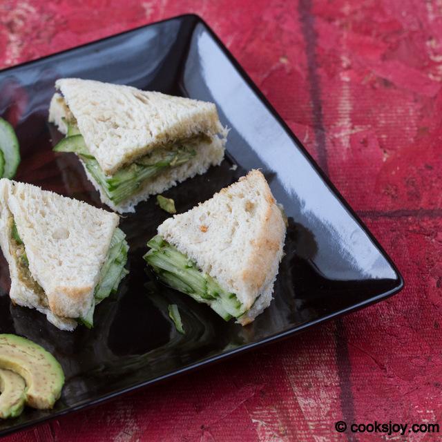 Easy Sandwich | Cooks Joy