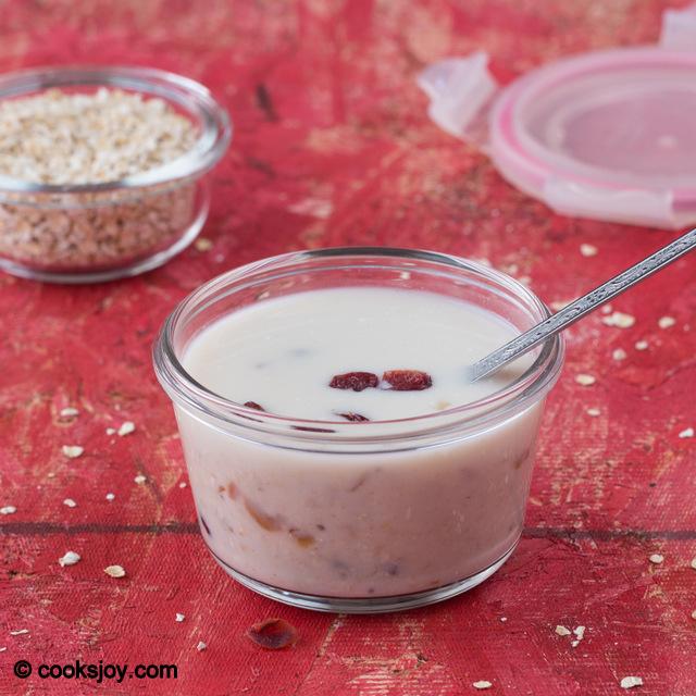 Healthy Oats Breakfast | Cooks Joy