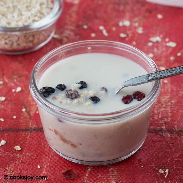 Oats Breakfast | Cooks Joy