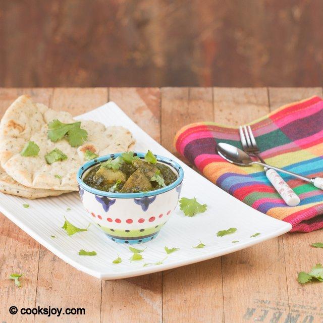 Saag Aloo | Cooks Joy