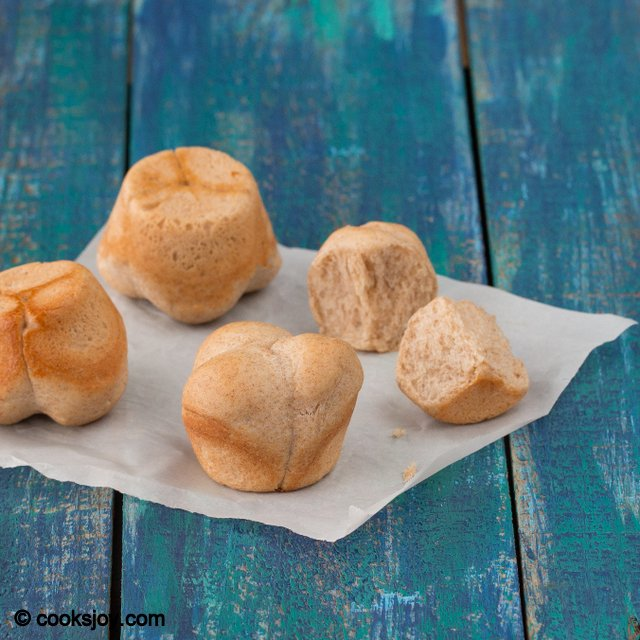 Clover Leaf Dinner Roll | Cooks Joy