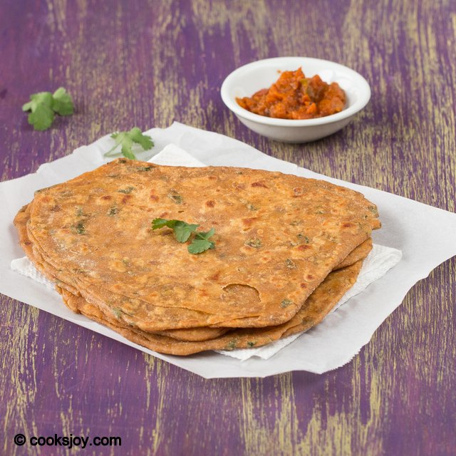 Dal Makhani Paratha | Cooks Joy