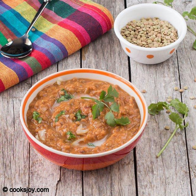 Slow Cooker Dal Makhani | Cooks Joy