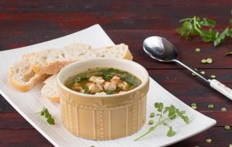 Vegan Split Pea Soup | Cooks Joy