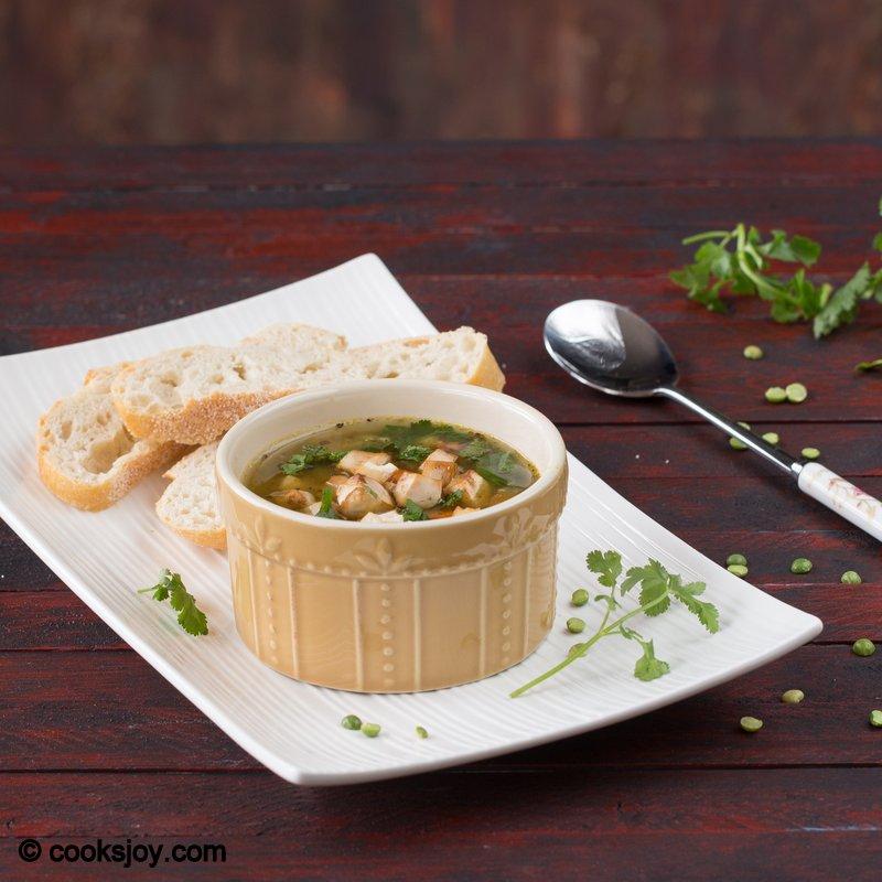 Cooks Joy - Vegetarian Split Pea Soup
