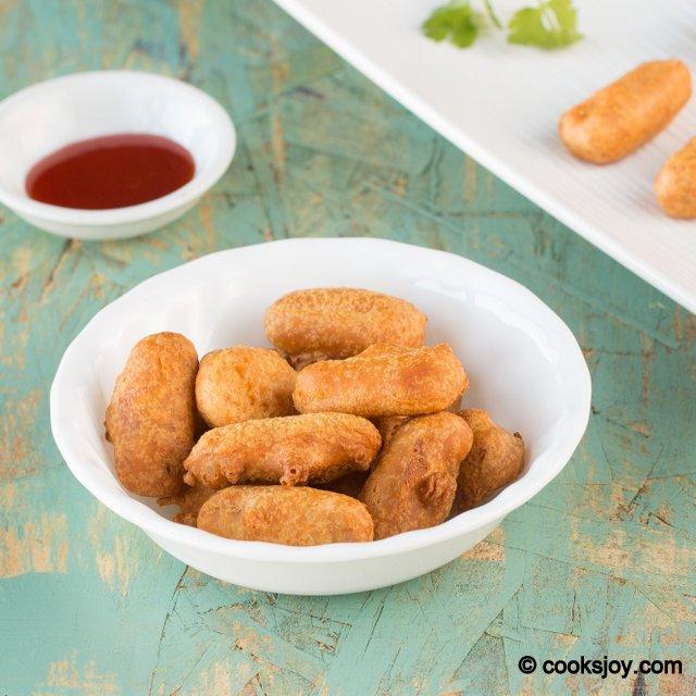 Tofu Bajji | Cooks Joy