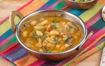 Mocha Eggplant Kuzhambu | Cooks Joy