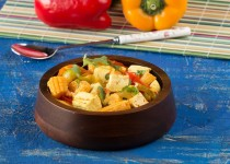 Tofu Bell Pepper Curry