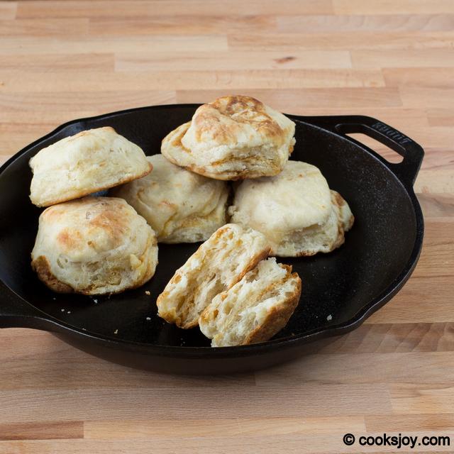 Sourdough Biscuits | Cooks Joy