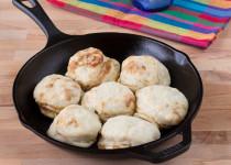 Fermented Sourdough Biscuits