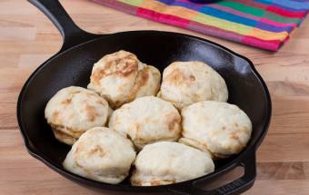 Fermented Sourdough Biscuits | Cooks Joy
