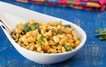 Soya Bean Sundal | Cooks Joy