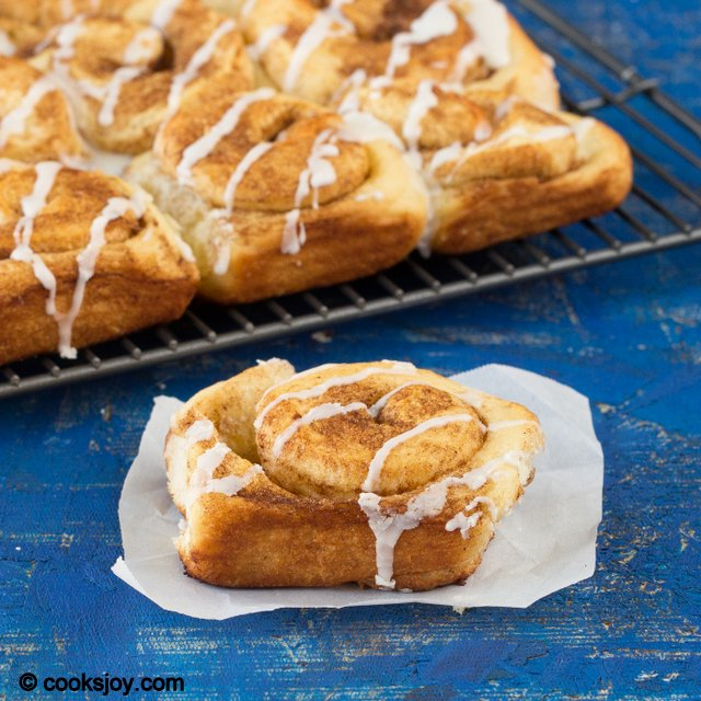 Cinnamon Rolls | Cooks Joy