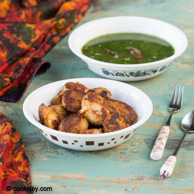 Colocasia Fry | Cooks Joy