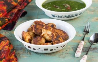 Seppankizhangu Arbi Fry | Cooks Joy