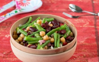 Three Bean Salad | Cooks Joy