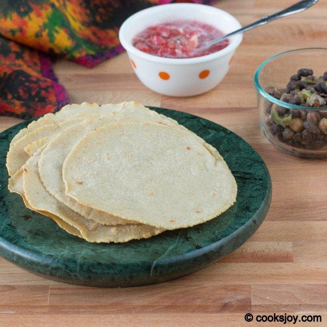 Corn Tortilla | Cooks Joy