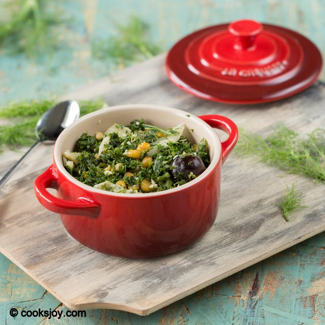 Kale Fennel Stir Fry | Cooks Joy