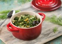 Kale Fennel Stir Fry