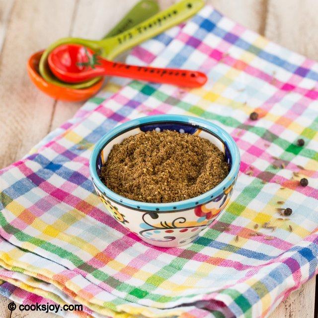 Instant Rasam Powder | Cooks Joy