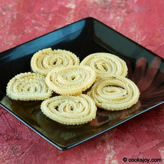 Potato Murukku | Cooks Joy