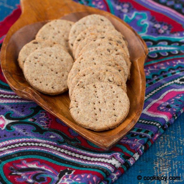 Rye Crackers | Cooks Joy