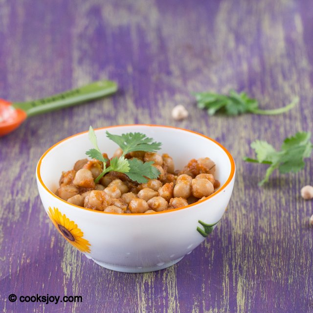 Crock-Pot Channa Masala | Cooks Joy