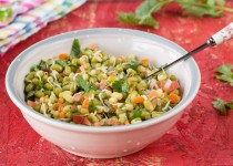 Moong Sprouts Chaat (Salad)
