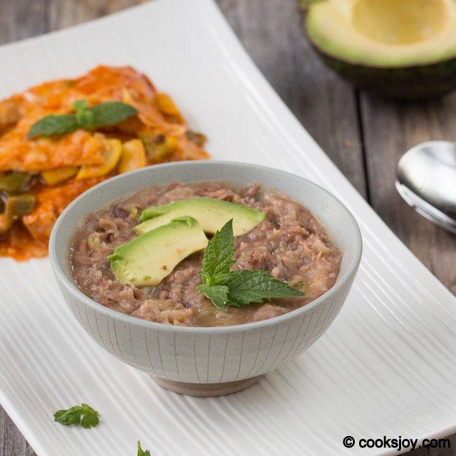 Refried Beans | Cooks Joy