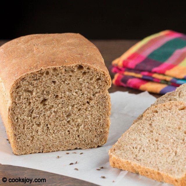 Rye Bread | Cooks Joy