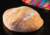 Artisan bread in 5 minutes a day.