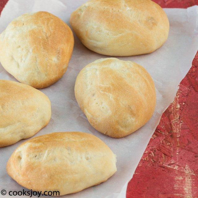 Bolillo (Mexican Roll) | Cooks Joy