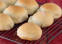 Dinner Rolls (Olive Oil Dough No Knead Recipe)