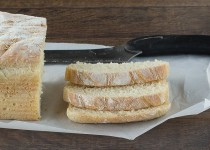 English Muffin Bread (No Knead)