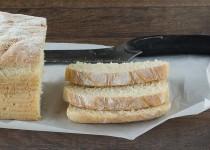 English Muffin Bread (No Knead)