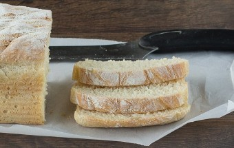 No Knead English Muffin Bread | Cooks Joy