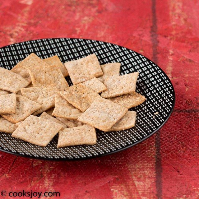 Sourdough Crackers | Cooks Joy