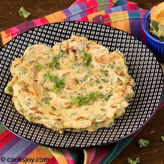 Kale Adai | Cooks Joy