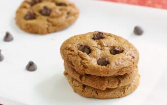 Almond Butter Cookies | Cooks Joy