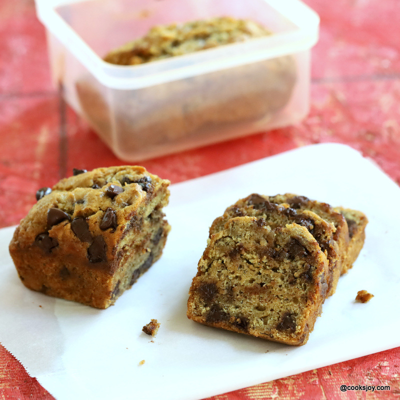 Banana Bread | Cooksjoy